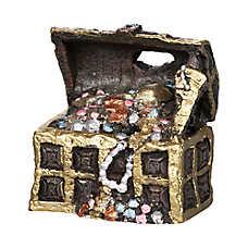 Top Fin® Treasure Chest Aquarium Ornament