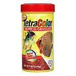 Tetra® TetraColor Tropical Granules Fish Food