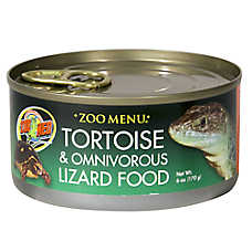 Zoo Med™ Zoo Menu Land Tortoise and Omnivorous Lizard Food