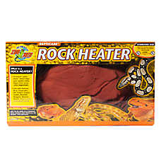 Zoo Med™ REPTICARE™ Deluxe Standard Reptile Rock Heater