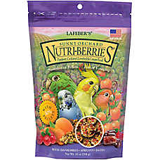 Lafeber's® Sunny Orchard Nutri-Berries Parakeet & Cockatiel Food