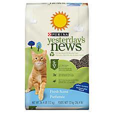 Purina® Yesterday's News® Cat Litter