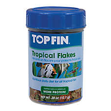 Top Fin® Tropical Fish Flakes
