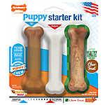 Nylabone® Puppy Starter Kit Chew Dog Toys - 3 Pack