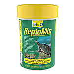 Tetrafauna Reptomin Baby Small Aquatic Turtle, Newt and Frog Mini Floating Food Sticks