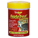 Tetrafauna Reptotreat Suprema Krill Enriched Food Sticks for Aquatic Turtles, Newts and Frogs