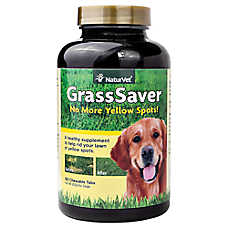 NatureVet Grass Saver Tablet