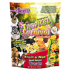 Brown's® Tropical Carnival® Fruit & Nut Small Animal Treats
