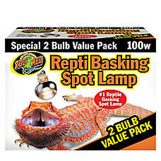 buy 1, get the 2nd 50% off entire stock reptile light bulbs