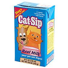 Cat-Sip Milk Cat Treat