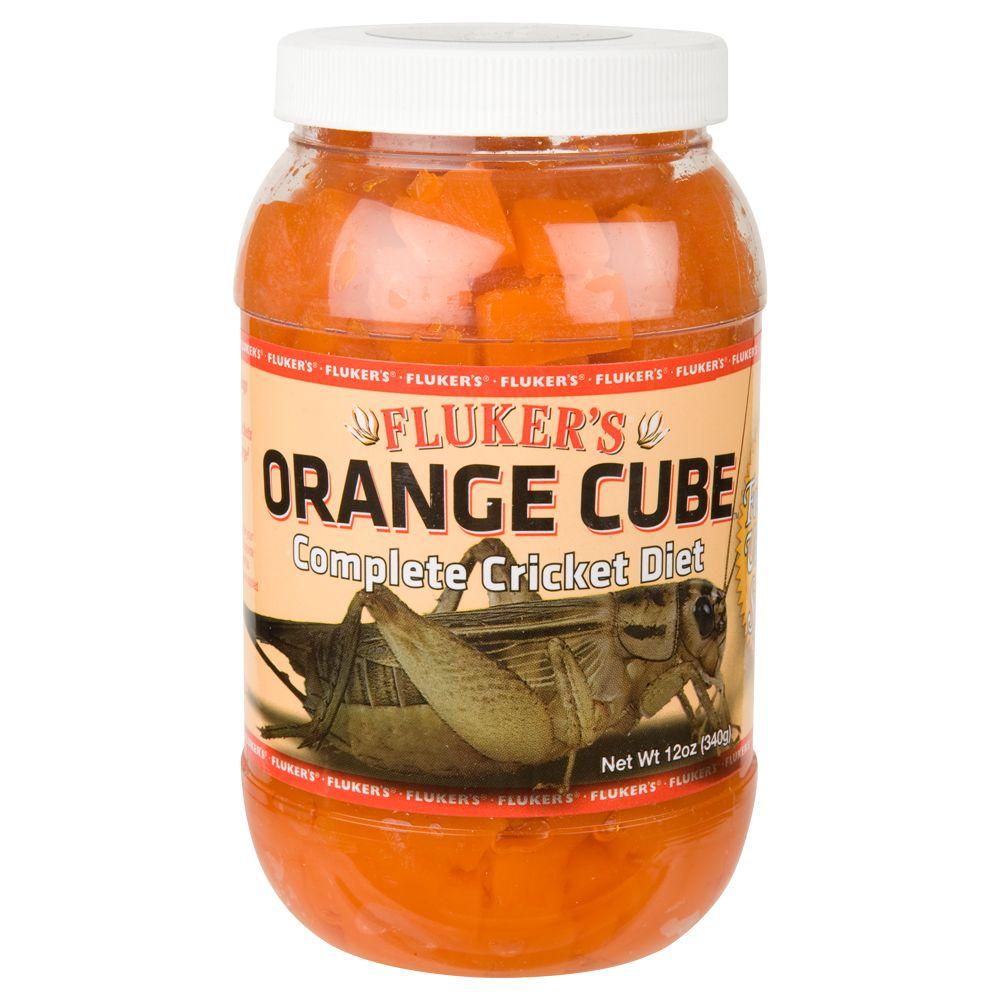 Fluker's® Orange Cube Complete Cricket Diet