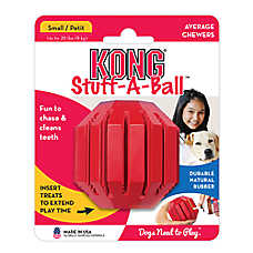 KONG® Stuff-A-Ball™ Treat Dispensing Dog Toy