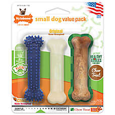 Nylabone® Value Pack Chew Dog Toys - 3 Pack
