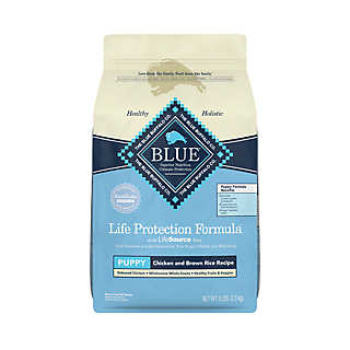 save up to $8 select BLUE Buffalo dog food
