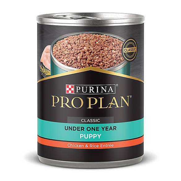 Purina Pro Plan Canned Dog Food