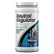 Seachem Neutral Regulator Aquarium pH Water Conditioner