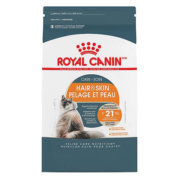 royal canin feline care nutrition hair skin adult cat food cat dry food petsmart. Black Bedroom Furniture Sets. Home Design Ideas
