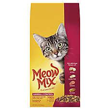 Meow Mix® Hairball Control Formula Cat Food