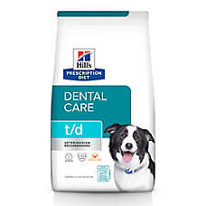 Hill's® Prescription Diet® t/d Dental Care Dog Food - Chicken