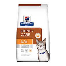 Hill's® Prescription Diet® k/d Kidney Care Cat Food - Chicken