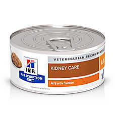 Hill's® Prescription Diet® k/d Kidney Care Cat Food - Chicken