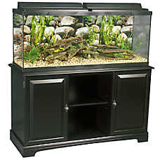Attractive Top Fin® Center Shelf Aquarium Stand