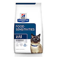 Hill's® Prescription Diet® z/d Skin/Food Sensitivities Cat Food - Original