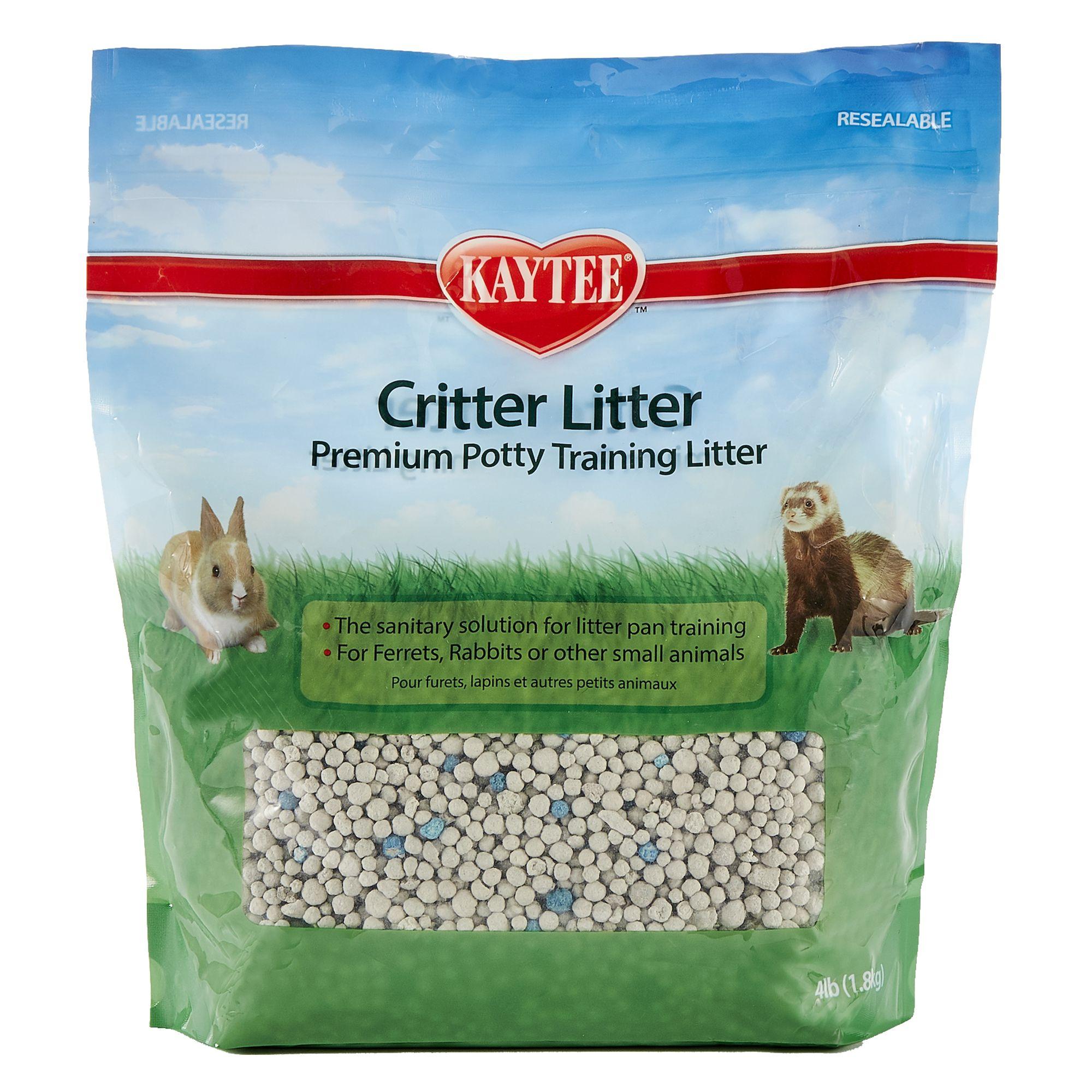 Kaytee Critter Litter Premium Potty Small Pet Training Litter Small Pet Litter Bedding Petsmart