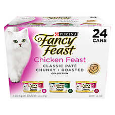 Purina® Fancy Feast® Chicken Feast Variety Pack for Cats