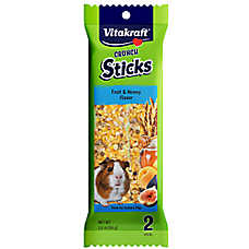 Vitakraft® Fruit Kracker Sticks for Guinea Pigs