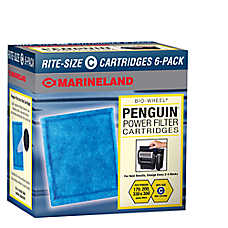 Marineland® Penguin Rite Size C Power Filter Cartridges