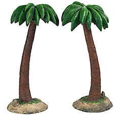 Top Fin® Coconut Tree Aquarium Ornament
