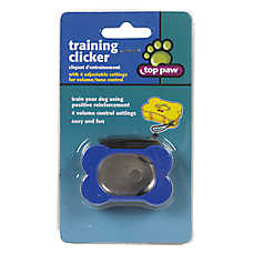 Top Paw® Bone Training Clicker