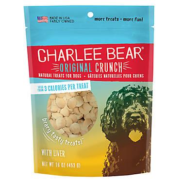 Charlee Bear All Natural Dog Treat