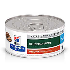Hill's® Prescription Diet® m/d Glucose/Weight Management Cat Food - Pork