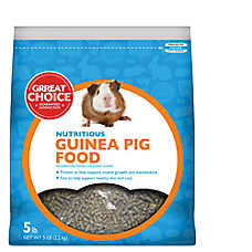 Grreat Choice® Guinea Pig Food