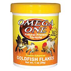 Omega™ One Goldfish Flakes