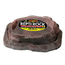 Zoo Med™ Repti Rock Water Food Dish Combo
