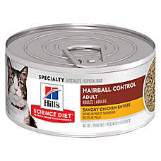 Hill's® Science Diet® Hairball Control Adult Cat Food