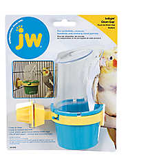 JW Pet® Insight Clean Cup Feed & Water Bird Cup