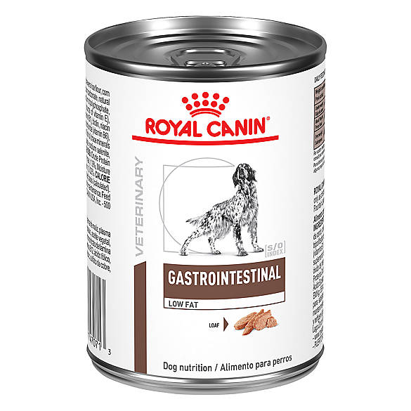 royal canin low fat dog food