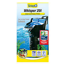Tetra® Whisper In Tank Power Aquarium Filters