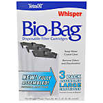 Tetra® Whisper Bio-Bag Disposable Filter Cartiridge