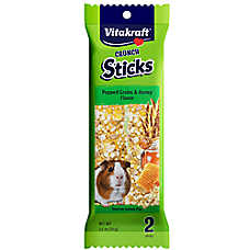Vitakraft® Popcorn Kracker Sticks for Guinea Pigs