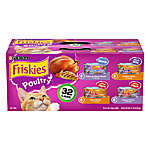 Purina® Friskies® Cat Food - Poultry, Variety Pack, 32ct