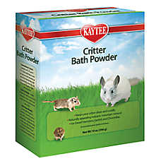 Super Pet® Critter Bath Powder