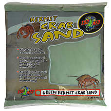 Zoo Med™ Hermit Crab Sand | reptile Substrate & Bedding ...