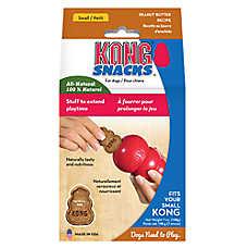 KONG® Snacks™ Peanut Butter Dog Treat