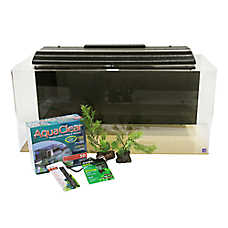 SeaClear 40 Gallon Aquarium and Complete Starter Kit