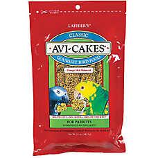 Lafeber's® Avi-Cakes Gourmet Parrot Bird Food